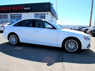 Used 2015 Audi A4 2.0T KOMFORT AUTOMATIC QUATTRO CERTIFIED 2YR WARRANTY for sale in Milton, ON