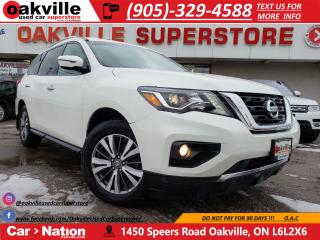 Used 2017 Nissan Pathfinder SV | BLUETOOTH | B/U CAM | 7 SEAT | HTD STEERING for sale in Oakville, ON
