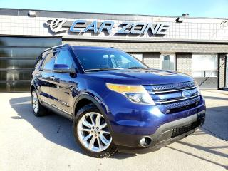 Used 2011 Ford Explorer Limited, Navi, Leather, Low Payments for sale in Calgary, AB
