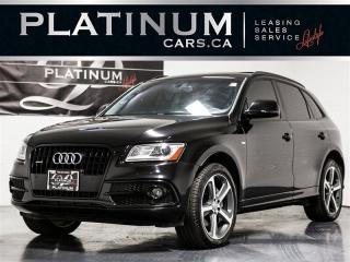 Used 2015 Audi Q5 3.0 TDI Quattro TECHNIK, NAVI, PANO, B&O Sound for sale in Toronto, ON