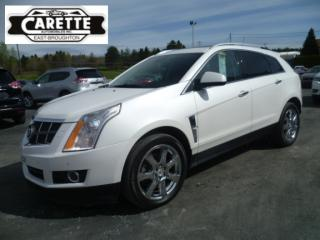 Used 2010 Cadillac SRX for sale in East broughton, QC