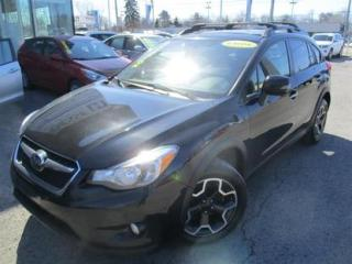 Used 2014 Subaru XV Crosstrek LTD, NAVI, CUIR for sale in Blainville, QC