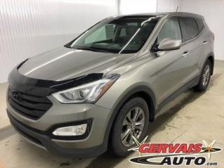 Used 2013 Hyundai Santa Fe LUXURY AWD CUIR TOIT for sale in Shawinigan, QC