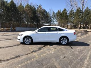 Used 2017 Chevrolet Impala LT FWD for sale in Cayuga, ON