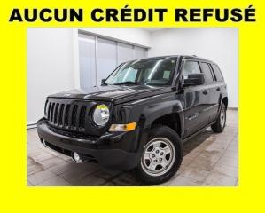 Used 2016 Jeep Patriot NORTH AWD A/C for sale in St-Jérôme, QC