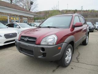 Used 2007 Hyundai Tucson GL V6 for sale in Québec, QC