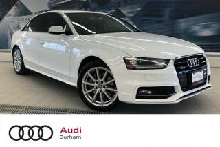 Used 2016 Audi A4 2.0T Progressiv plus + S-Line | LED | Rear Cam for sale in Whitby, ON