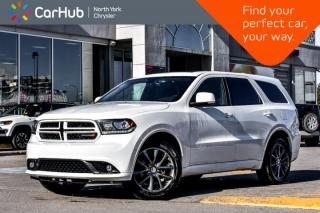 Used 2018 Dodge Durango GT|7-Seater|DVD|Heat.Frnt.Seats|Sunroof|Backup_Cam|Bluetooth for sale in Thornhill, ON