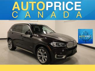 Used 2015 BMW X5 xDrive35i SPORT PKG|NAVIGATION|PANROOF for sale in Mississauga, ON