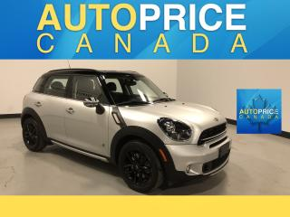 Used 2015 MINI Cooper Countryman Cooper S PANOROOF|LEATHER|AUTO for sale in Mississauga, ON