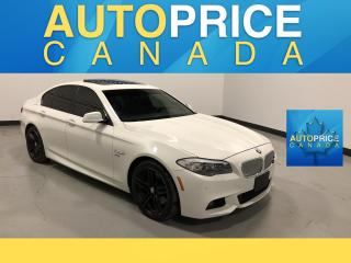 Used 2011 BMW 550i i xDrive HEADS UP DISPLAY|NAVIGATION|MOONROOF for sale in Mississauga, ON