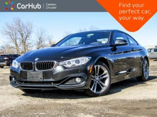 Used 2014 BMW 4 Series 428i xDrive Navi Sunroof Bluetooth Leather Heated Front Seats Push Start 18
