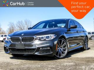 Used 2017 BMW 5 Series 540i xDrive|Navi|Sunroof|Backup Cam|Bluetooth|Leather|Heated Front Seats|20
