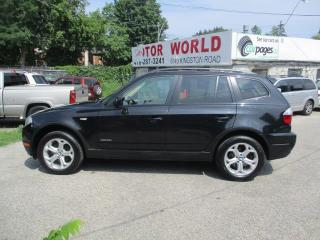 Used 2009 BMW X3 30i for sale in Scarborough, ON