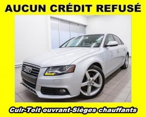 Used 2010 Audi A4 Quattro T.ouvrant for sale in St-Jérôme, QC