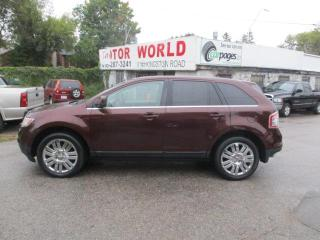 Used 2010 Ford Edge Limited for sale in Scarborough, ON