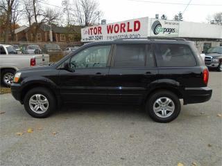 Used 2005 Honda Pilot EX-L for sale in Scarborough, ON