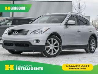 Used 2015 Infiniti QX50 AWD GR ELECT CUIR for sale in St-Léonard, QC