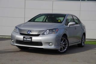 Used 2010 Lexus HS 250 h Premium *Low Kms* for sale in Vancouver, BC