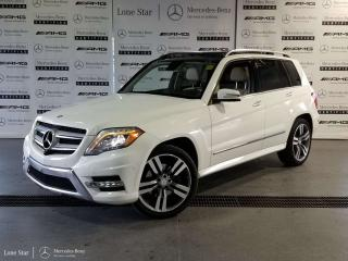 Used 2015 Mercedes-Benz GLK200 BlueTEC 4MATIC SUV for sale in Calgary, AB
