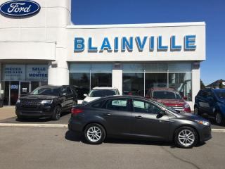 Used 2017 Ford Focus SE for sale in Blainville, QC