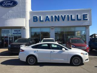 Used 2015 Ford Fusion Titanium for sale in Blainville, QC
