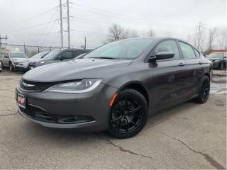 Used 2015 Chrysler 200 S | Navigation| PanoRoof| New Tires | Htd Seat/Whe for sale in St Catharines, ON