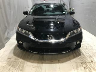 Used 2014 Honda Accord EX-L-NAVI for sale in Leduc, AB