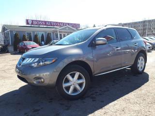 Used 2010 Nissan Murano LE AWD for sale in Oshawa, ON