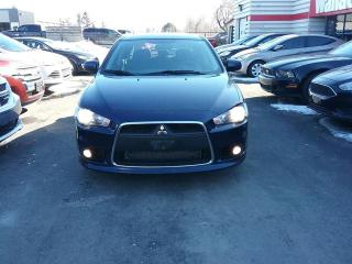 Used 2013 Mitsubishi Lancer GT Sunroof Leather for sale in Ottawa, ON