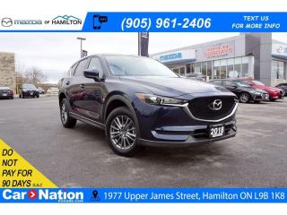 Used 2018 Mazda CX-5 GS | SUNROOF | LEATHER | REAR CAM for sale in Hamilton, ON
