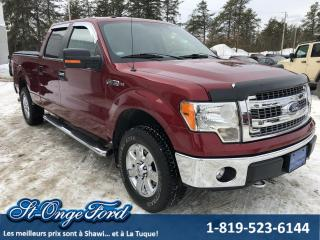 Used 2014 Ford F-150 Cab SuperCrew 4RM XLT 6pi 1/2 for sale in Shawinigan, QC