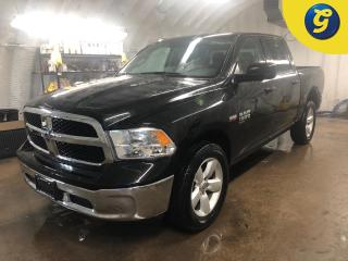 Used 2019 Dodge Ram 1500 CLASSIC * SLT * CREW CAB * 4X4 * HEMI * 8speed TorqueFlite automatic * U connect touchscreen * Reverse camera * Power windows/mirrors * Voice recogni for sale in Cambridge, ON