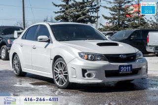 Used 2011 Subaru Impreza WRX STI Tech Subaru Serviced for sale in Bolton, ON