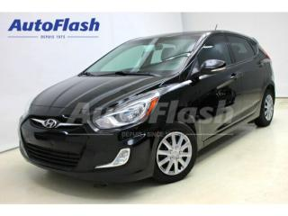 Used 2014 Hyundai Accent GLS TOIT for sale in St-Hubert, QC