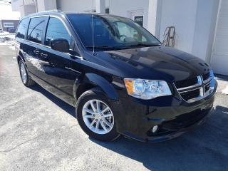 Used 2018 Dodge Grand Caravan SXT Premium Plus DVD CAMERA STOW N GO for sale in St-Malachie, QC