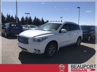 Used 2015 Infiniti QX60 PREMIUM ***BALANCE GARANTIE*** for sale in Beauport, QC
