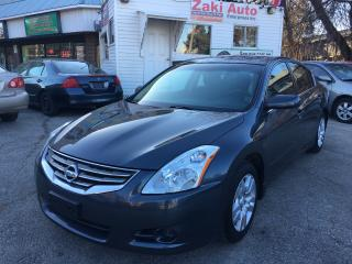 Used 2012 Nissan Altima 2.5 S/Safety Certification is included the price for sale in Toronto, ON