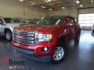 Used 2016 GMC Canyon Sle/demarreur/nav/ca for sale in Blainville, QC