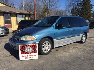 Used 2003 Ford Windstar SEL Luxury for sale in Glencoe, ON