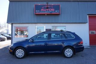 Used 2011 Volkswagen Golf Wagon TDI for sale in Lévis, QC