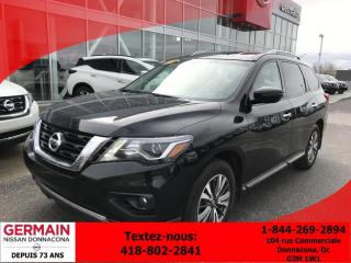 Used 2018 Nissan Pathfinder Sv Tech. - Gps for sale in Donnacona, QC