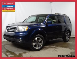 Used 2015 Honda Pilot Se +awd+dvd+mags+t.o for sale in Drummondville, QC