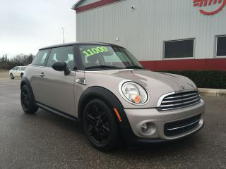 Used 2012 MINI Cooper Base for sale in Tillsonburg, ON