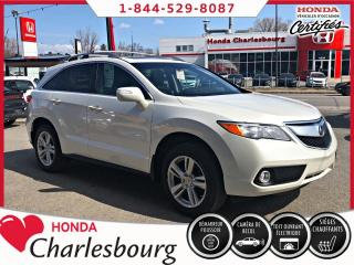 Used 2013 Acura RDX GROUPE TECHNOLOGIE **AWD* for sale in Charlesbourg, QC