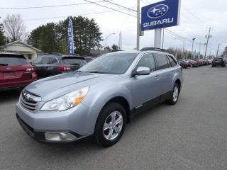 Used 2012 Subaru Outback Familiale CVT 5 portes, 2.5i avec commod for sale in Victoriaville, QC