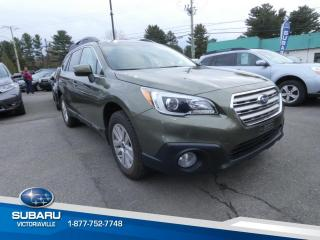 Used 2015 Subaru Outback 2.5i groupe Tourisme for sale in Victoriaville, QC