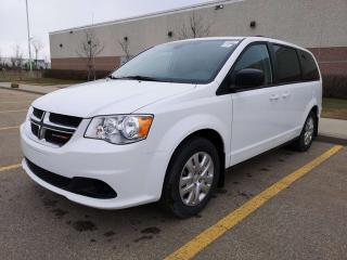 New 2019 Dodge Grand Caravan SXT / Back Up Camera for sale in Edmonton, AB