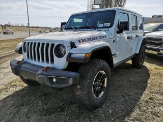 New 2019 Jeep Wrangler Unlimited RUBI for sale in Edmonton, AB