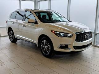 New 2019 Infiniti QX60 PURE PKG for sale in Edmonton, AB